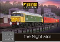 Bachmann 370-130 The Night Mail Train Set